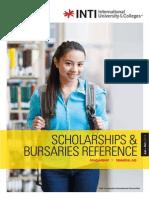 INTI Scholarship West Malaysia