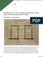 Building Isometric Maps