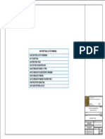 A-00 Architectural List of Drawings-layout1