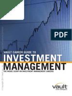 Investment Management 2011