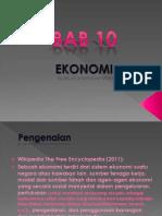 BAB 10 Ekonomi Universiti Utara Malaysia