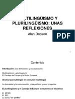 Alan Dobson Multilingismo y Plurilingismo Unas Reflexiones 1196798043753333 4