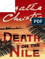 Death on the Nile-Agata Christie