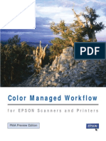 epson 2200 Color Managed Workflow