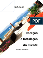 Manual 3632 Rececao Cliente MP