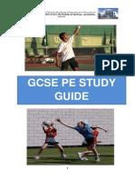 gcse pe study guide