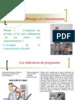Thème 1 2014-2015 -Revenu Et Consommation