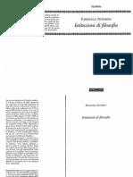 Emanuele Severino Istituzioni Di Filosofia
