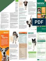 CANINEHealthy Pets Plus Brochure