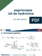 CV - Basisprincipes Uit de Hydronica_PPT
