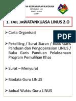 Format Fail LINUS 2.0_Cover&Partition