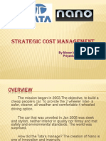 tatanano strategic cost management