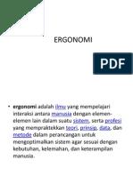 Ergonomi for Dentist