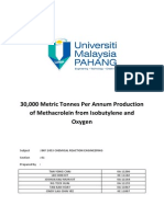 CRE Final Project Report
