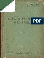Electrotehnica generala