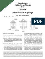 Dodge Paraflex Instructions
