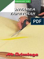 Montarea-tapetului