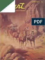 197606 Desert Magazine 1976 June