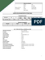 Informe de Procesamiento de Líneas Base PG01