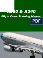 A330-A340 Flight Crew Training Manual