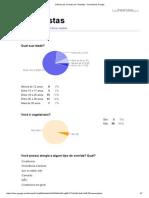 Delivery de Comida Em Fortaleza - Formulários Google