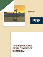 SHINTOISM- History and Development
