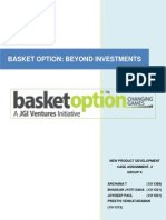 Basket Option - Beyond Investments