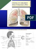 Pneumonia in Children & Lung Abscess