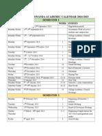 Revised Academic Calendar 2014-2015_final ( 27 August 2014)