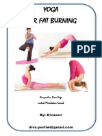 Yoga Pose for Fat Burner