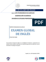 Guia Examen Ingles Sept2014