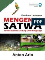 2010 CI-Indonesia Mengenal Satwa TNGGP