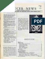 Saucer News, Spring 1968