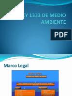 Ley 1333 de Medio Ambiente