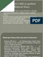 Industri LNG (Liqufied Natural Gas)