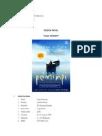 Resensi Novel Indonesia