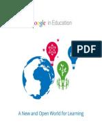 Google EDU Report FULL