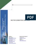 Comercializacion Del Cemento en Peru