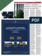 Sansiri redefines modern living with prime properties