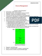 ch 3 process management