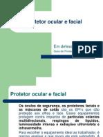 Protetor Ocular e Facial