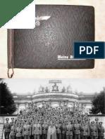 Fotoalbum Deutschen Soldaten