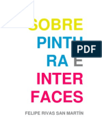 Sobre Pintura e Interfaces