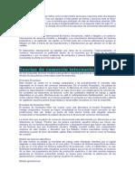 Estructura Comercio Colombia