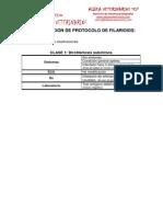 actualizacion protocolo filaria