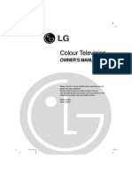 LG Color Tv 42109805-EN