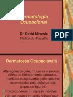 Dermatologia Ocupacional