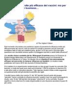 Vitamina D 800 Volte Pi Efficace Dei Vaccini Ma Per Big Pharma Non Business..