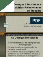Doenças Infecciosas e Parasitárias Relacionadas Ao Trabalho