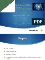 Oxigeno y Nitrogeno